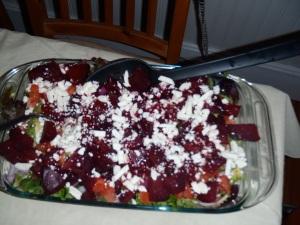 Beet Salad Yo!