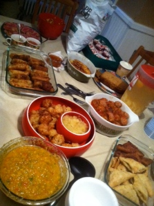 The Spread!